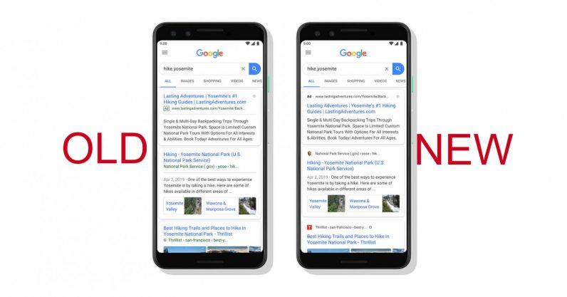 Google Search: Επανασχεδιασμός στην εμφάνιση των αποτελεσμάτων αναζήτησης