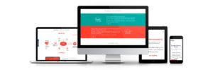 mcore project presentation - web design & development