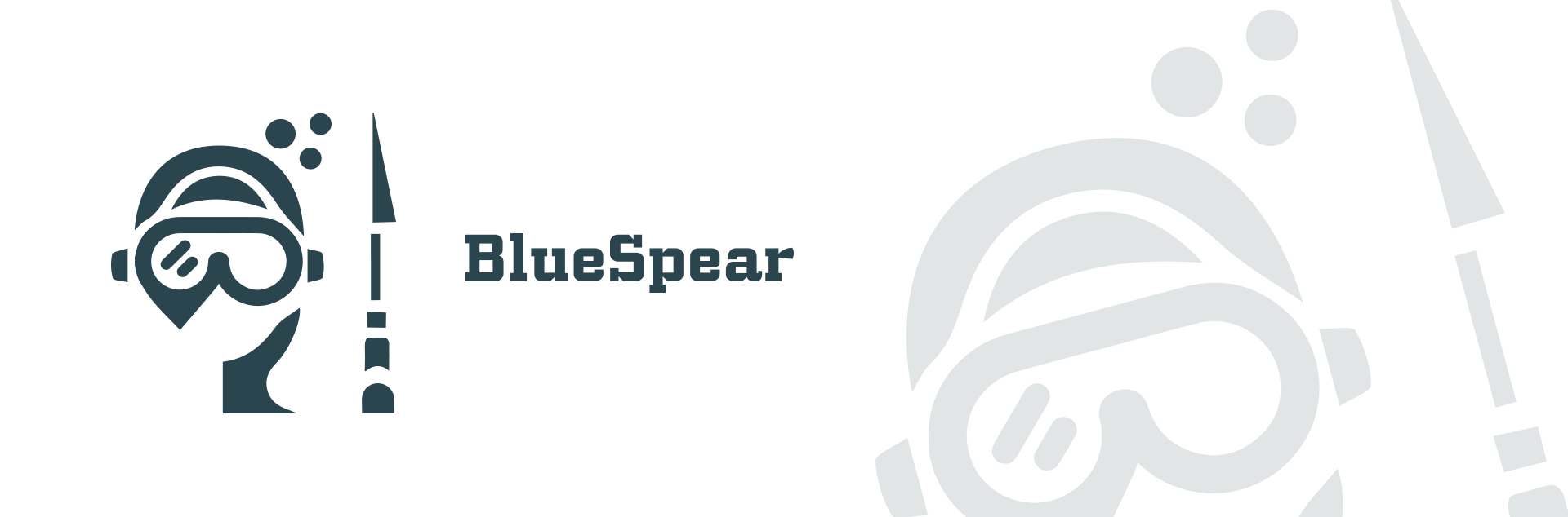 BlueSpear mobile app - icons & colours