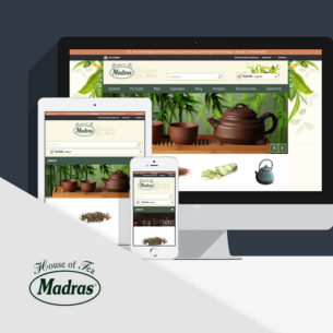 E-Shop Development - Madras