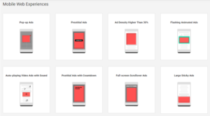 Mobile Web Experiences