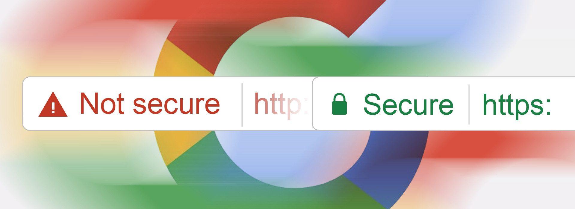 Ιούλιος 2018: Ένδειξη Not secure για όλα τα HTTP sites | Webtrails