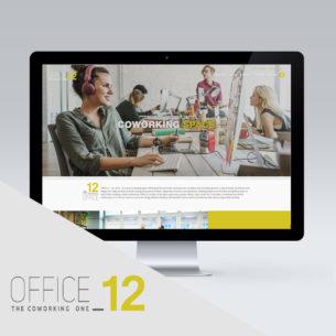 Office12 web design in wordpress
