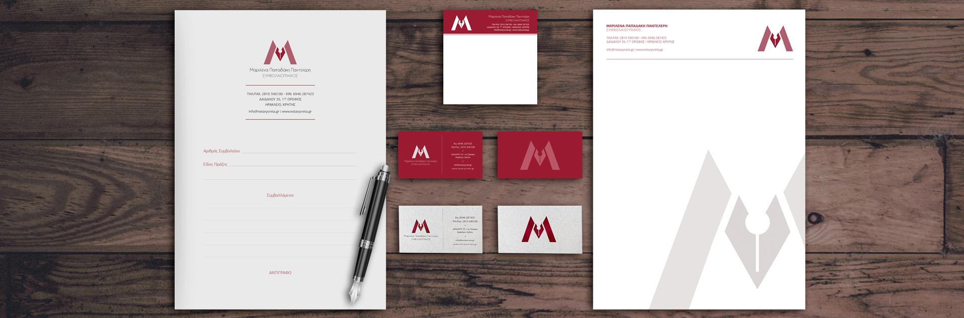 presentation-marilena-Brand Identity