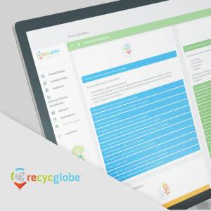 recycglobe software development