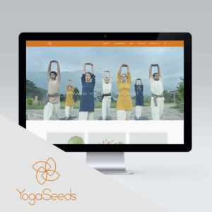 Yogaseeds.gr web design and development & Facebook Ad Campaigns